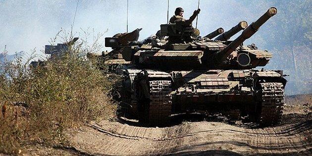 Росія замінює старі танки на Донбасі - розвідка