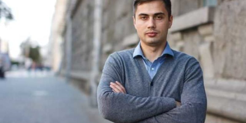 Єгор Фірсов: «Ми маємо зробити «Справу Василя Стуса» найбільш відомою книгою десятиліття»