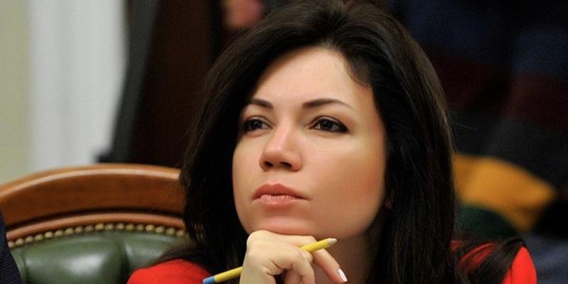 Нардеп від «ЄС» Вікторія Сюмар емоційно відреагувала на виступ Зеленського