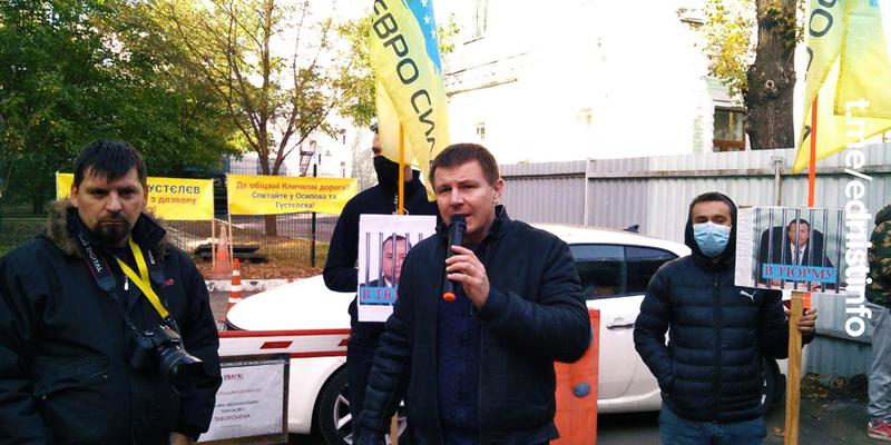 Кличко призначив Осипова на посаду в КМДА в обхід процедури спецперевірки, - активісти