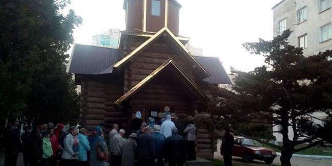 У Криму окупанти вимагають демонтувати храм ПЦУ в Євпаторії
