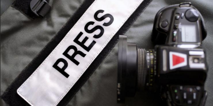 Рада попередньо підтримала посилення відповідальності за злочини проти журналістів