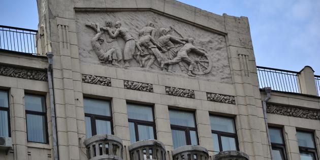 Історичну будівлю на Хрещатику пустять з молотка за 130 мільйонів