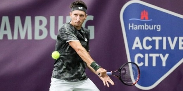 Тенісист Стаховський захворів на COVID-19 і достроково завершив виступ у Братиславі
