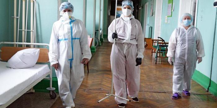 В Україні почалося медичне «сортування» хворих на COVID-19, – лікар