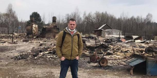 Денис Казанський про малий бізнес у в депресивному шахтарському місті, гранти та Росію