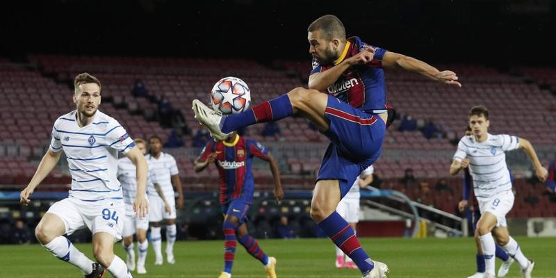 Динамо - Барселона: анонс матчу Ліги чемпіонів