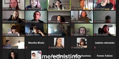 Українські артисти разом із колегами з 7 країн створили альбом із соціальним меседжем