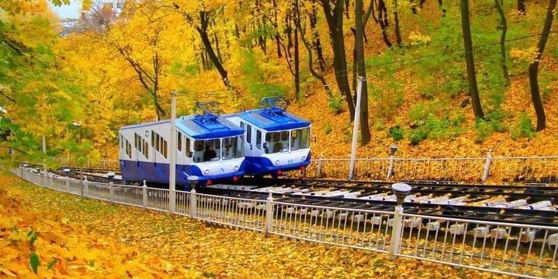 Цьогорічна осінь у Києві стала найтеплішою за 140 років спостережень