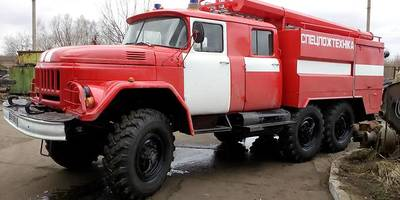 Киянин із сусідами організував захід в рамках боротьби за дотриманням ПДР і пожежної безпеки