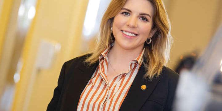 Кіра Рудик: «Депутати президентської фракції хочуть дати можливість «аваківцям» стежити за громадянами»