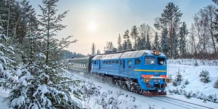 Укрзалізниця призначила три додаткові поїзди на зимові свята