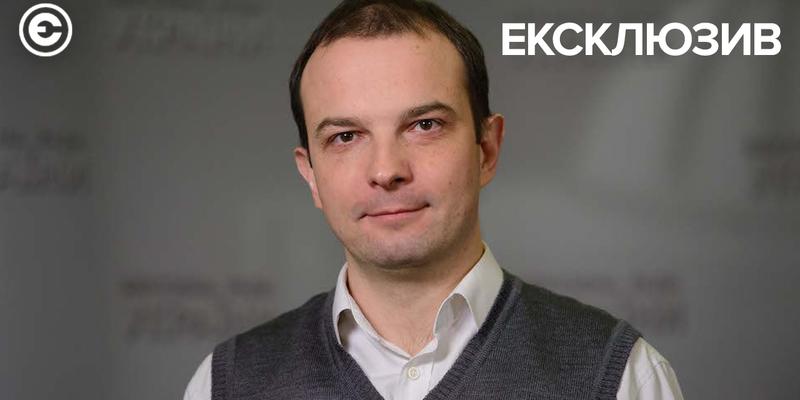 Єгор Соболєв: «Олег Татаров, очевидно, є найбільшим проявом корупції в оточенні президента»