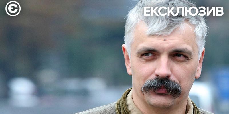 Дмитро Корчинський: «Видача бійців кавказького спротиву, які воюють за Україну на Донбасі повинні припинитися»