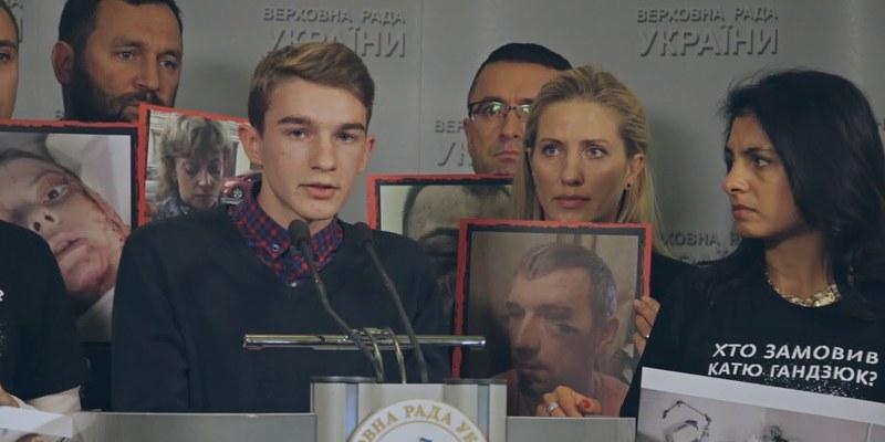Українська режисерка Таїсія Кутузова стала лауреаткою французької премії з прав людини