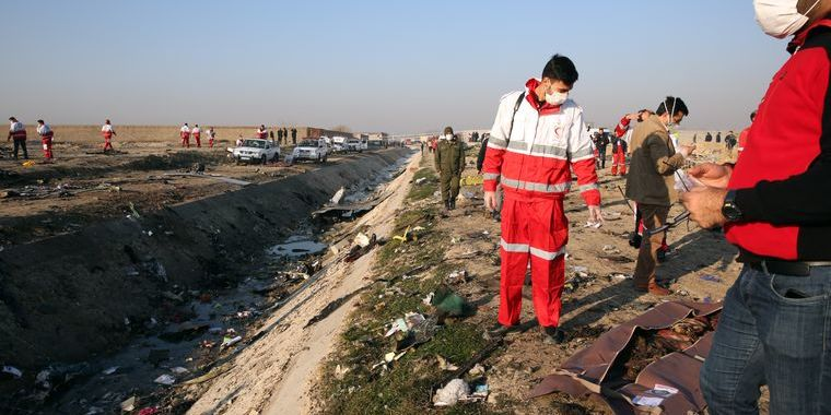 Іран представив остаточний звіт про катастрофу літака МАУ