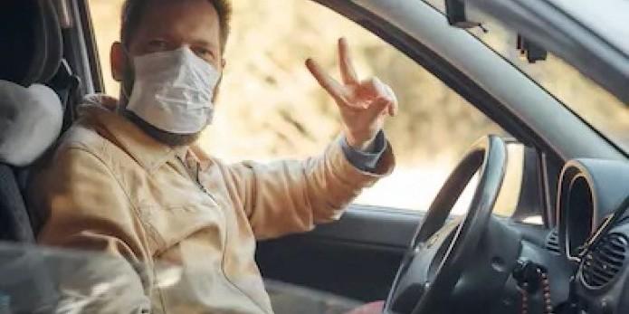 Водій таксі злякався міфічного протягу більше, ніж реального COVID-19, - Уляна Супрун