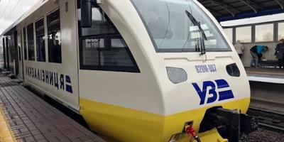 Укрзалізниця планує запустити потяги швидкістю до 350 км/год