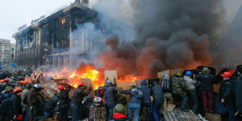 Революція Гідності: сім років тому на Грушевського стріляли всю ніч