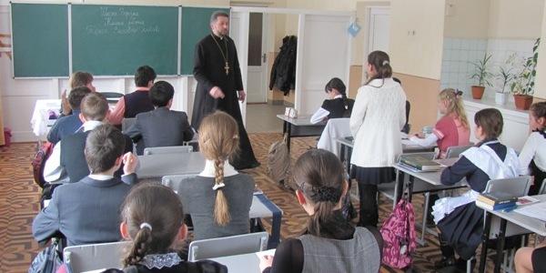 У МОН хочуть зробити християнську етику обов'язковою в школі