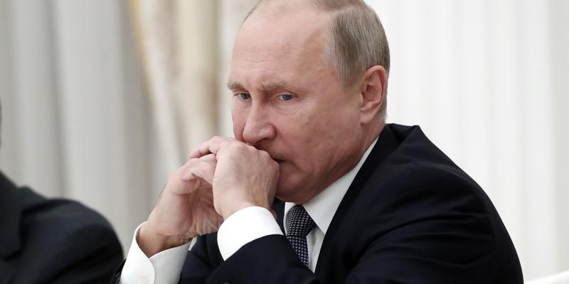 У Росії розпочався процес передачі влади через проблеми Путіна зі здоров'ям, - Служба зовнішньої розвідки