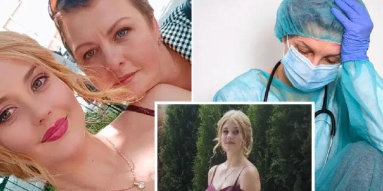 «Якщо ти помреш, я помру разом з тобою»: як медсестра військового госпіталю бореться за життя доньки