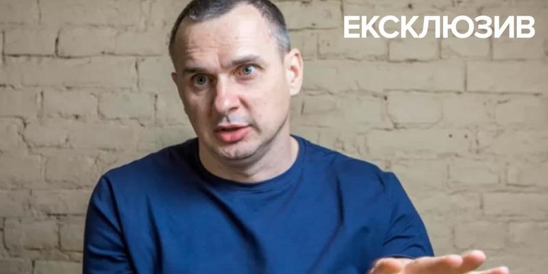Олег Сенцов: «Путін не збирається віддавати Крим, і будь-які перемовини з ним не мають ніякого сенсу»