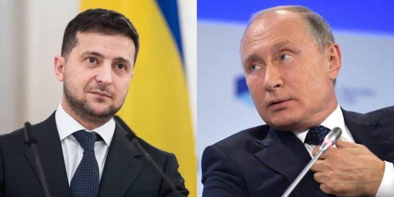 Кремль прокоментував пропозицію Зеленського зустрітися з Путіним на Донбасі