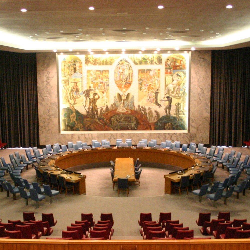 Росія проти розширення Ради безпеки ООН