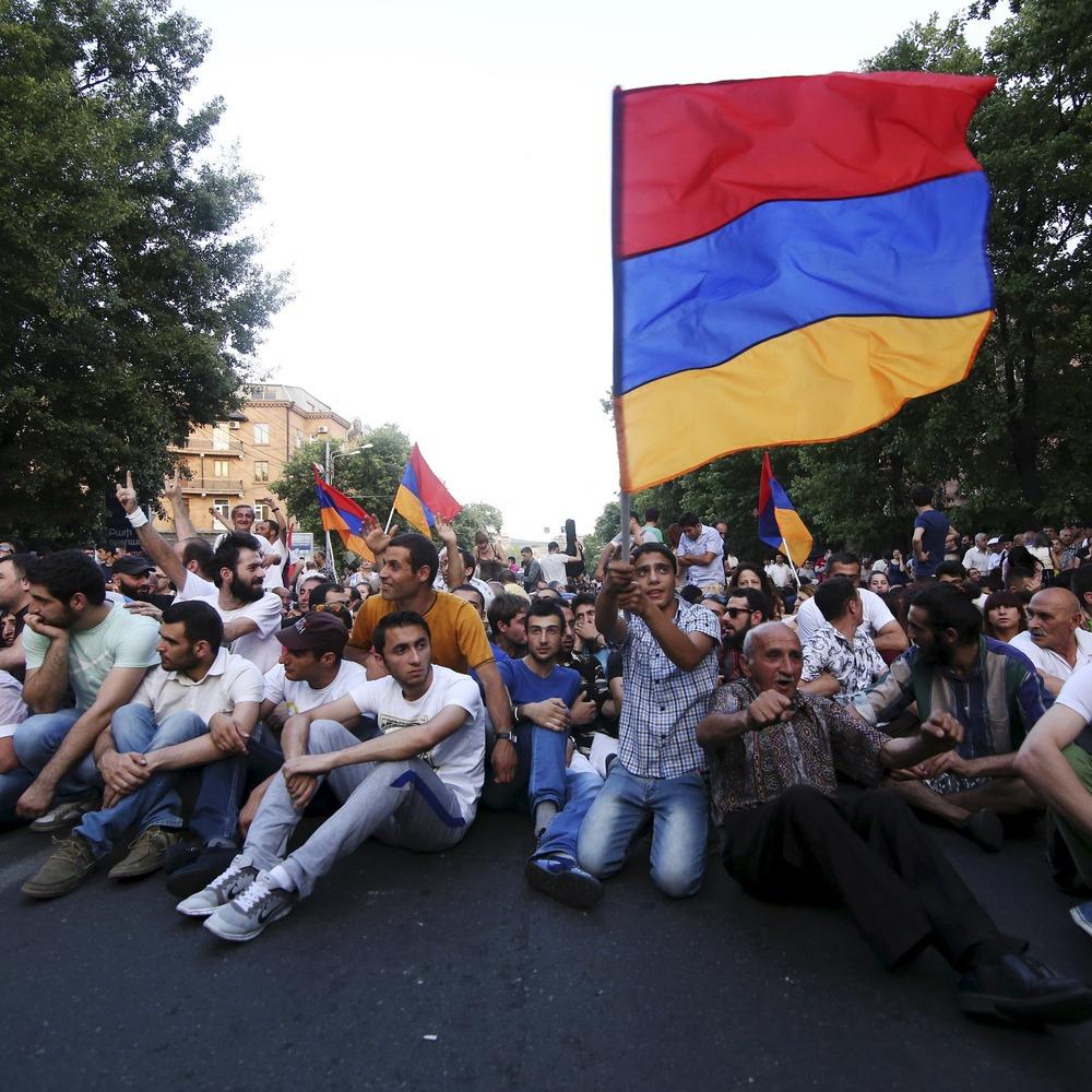 Вимоги вірменського Майдану проігнорували