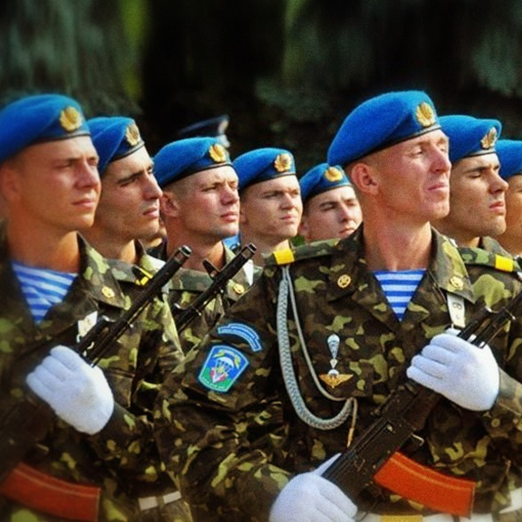 Порошенко привітав воїнів та ветеранів ПДВ