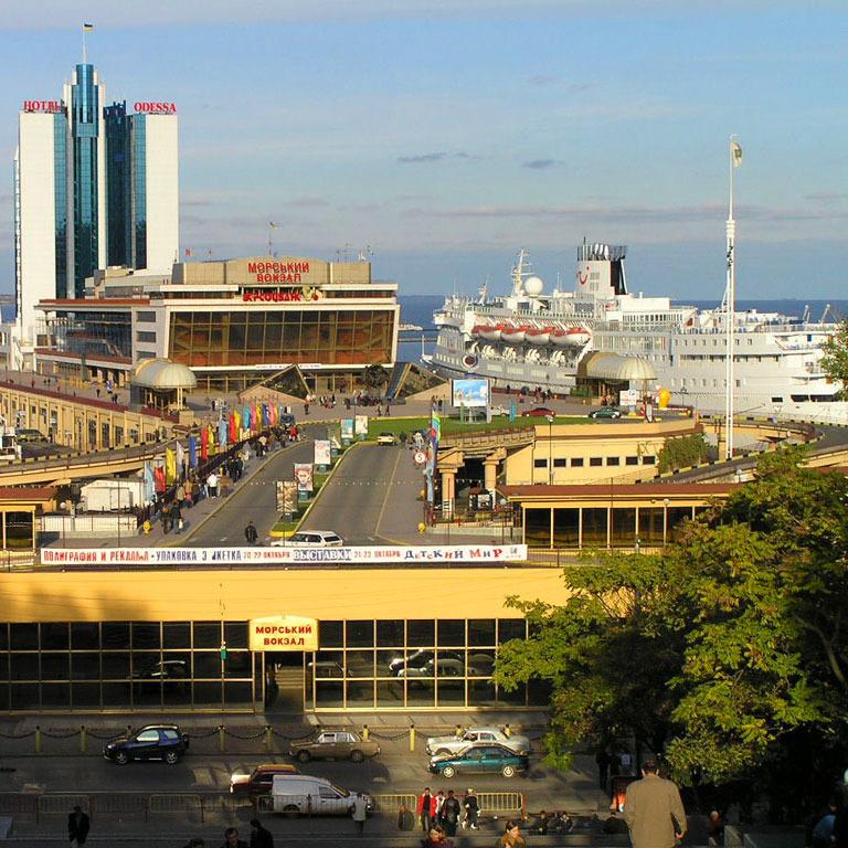 Незаконні обороти виявлено в Одеському морському порту