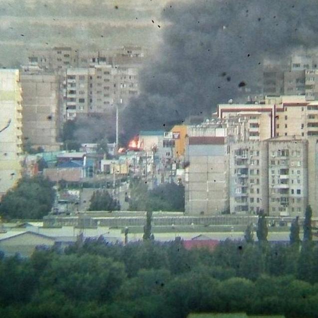 Результати нічних руйнувань на Луганщині: пошкоджено 6 будівель та залізницю