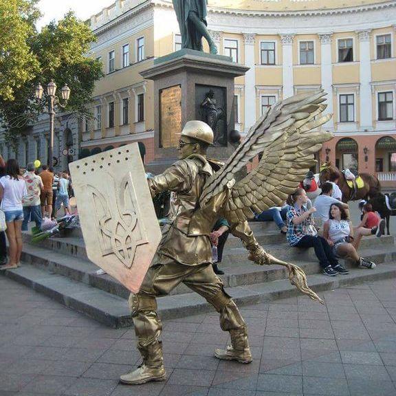 Росіянин у центрі Одеси намагався здійснити вбивство (фото)
