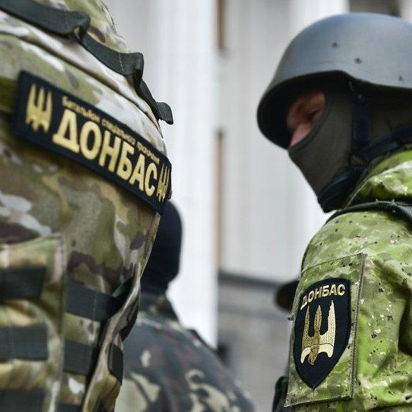 """Бійці батальйону """"Донбас"""" просять Порошенка повернути їх до Широкиного"""