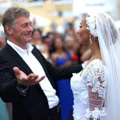 Пєсков шкодує, що його одруження мало такий великий резонанс