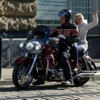 """На """"свободівця"""" Швайку завели справу за незаконно отриманий мотоцикл"""