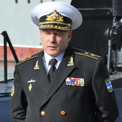 Військова прокуратура хоче засудити екс-заступника командувача ВМС України Сергія Єлісєєва