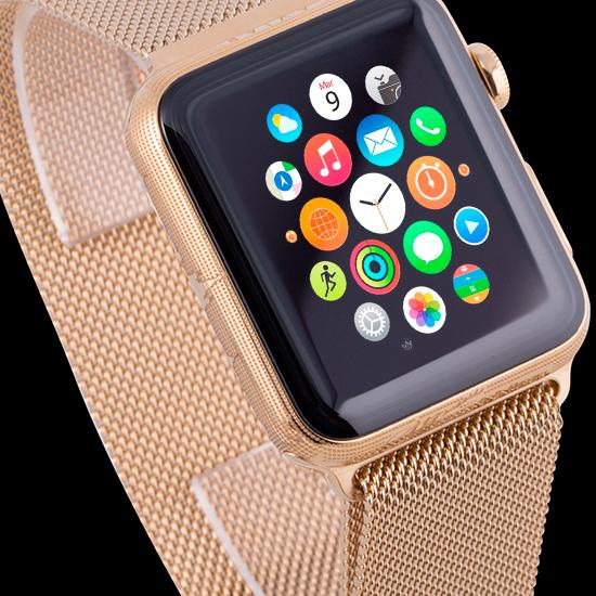 З'явилися нові Apple Watch з підписом Путіна (фото)