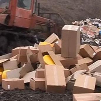Блокада Петербурга: місто лідирує за кількістю знищених продуктів (ФОТО)