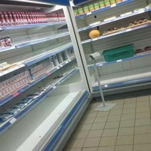"""У """"ДНР"""" рублева паніка - народ штурмує магазини та скупає все"""