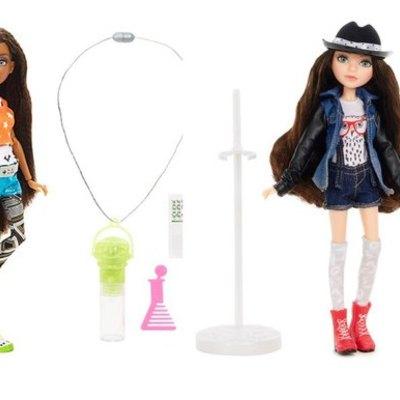 Нетипові іграшки або як ляльки зможуть навчити любити науку (фото)