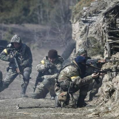 Мосійчук повідомляє про повномасштабний бій в Широкиному