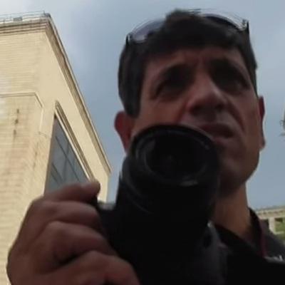 Поплічники терористів спокійно гуляють Києвом (ВІДЕО)