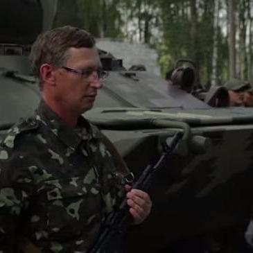 """Babylon`13 зняли відео """"Присяга"""" про захисників-добровольців"""