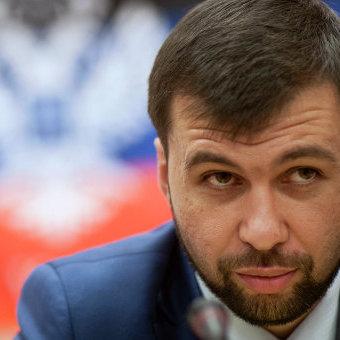 """Представники """"ДНР"""" блокуватимуть розширення контактної групи щодо Донбасу, - Пушилін"""