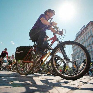 Завтра у Києві обговорять створення Центру велосипедної культури