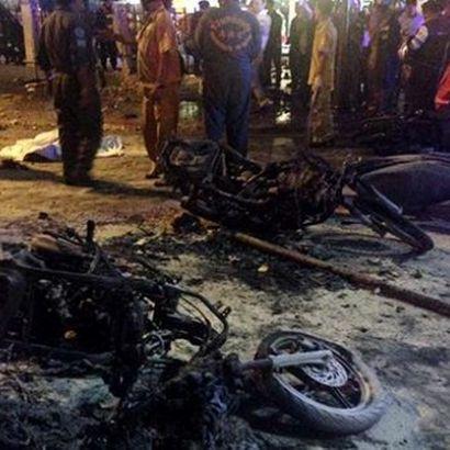 Таїланд: перед вибухом відеокамери зафіксували можливого злочинця