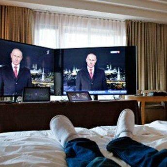 Росіяни потрохи перестають вірити телебаченню