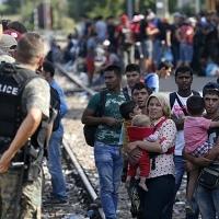 У Македонії застосували сльозоточивий газ проти нелегальних мігрантів